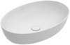 Umvývadlová miska na umývadlo V&B oválna