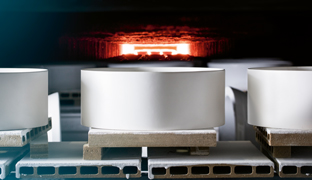 Vypalovanie TitanCeram - materiál keramiky V&B